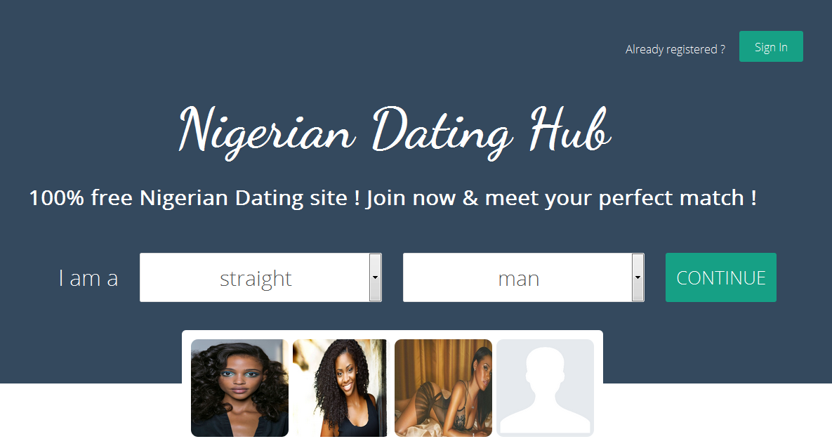 Free dating site for nigeria